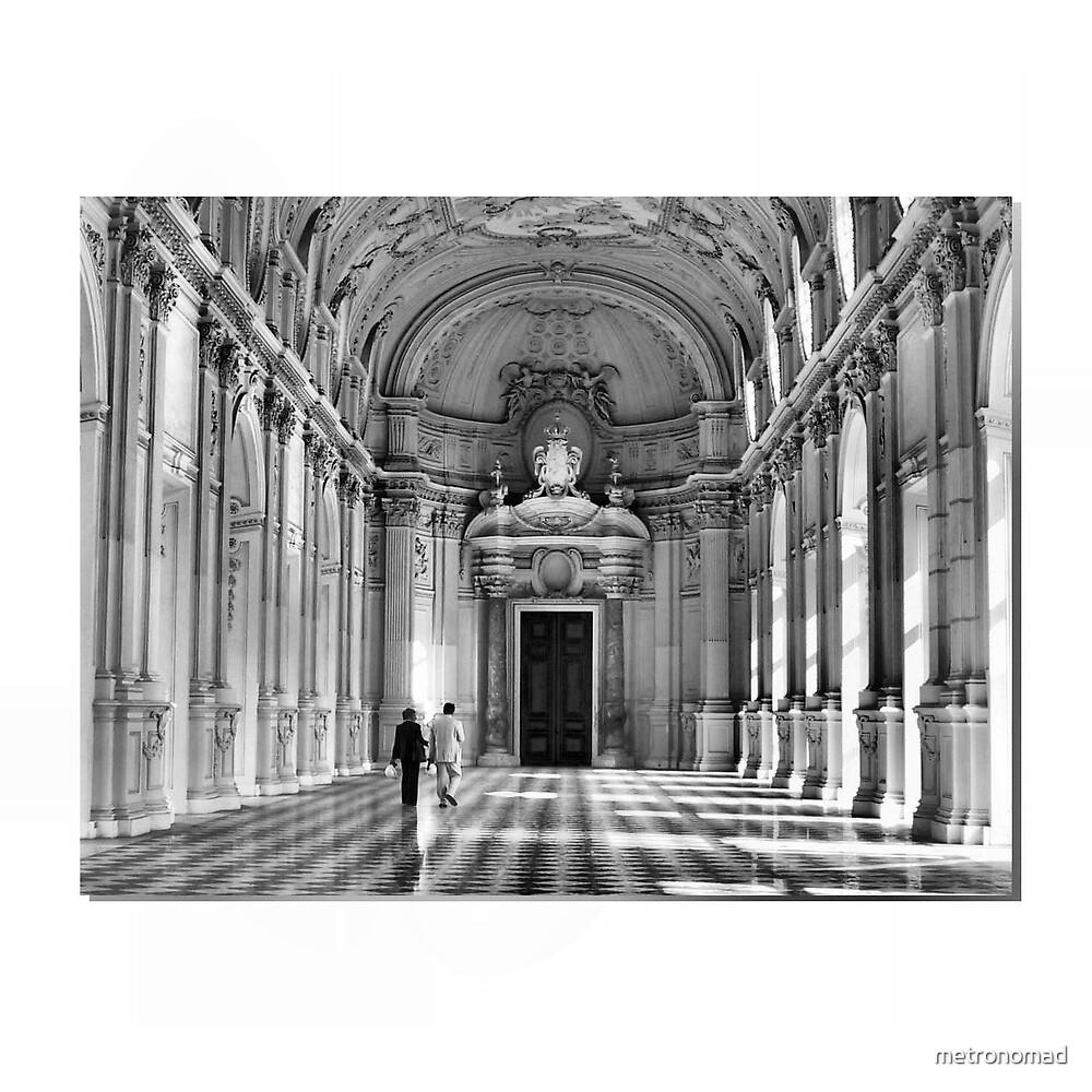 Camera di Diana by metronomad