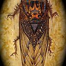 The Locust King . . . . by evon ski