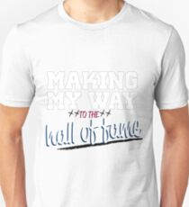 Making My Way To The Hall Of Fame T-Shirt