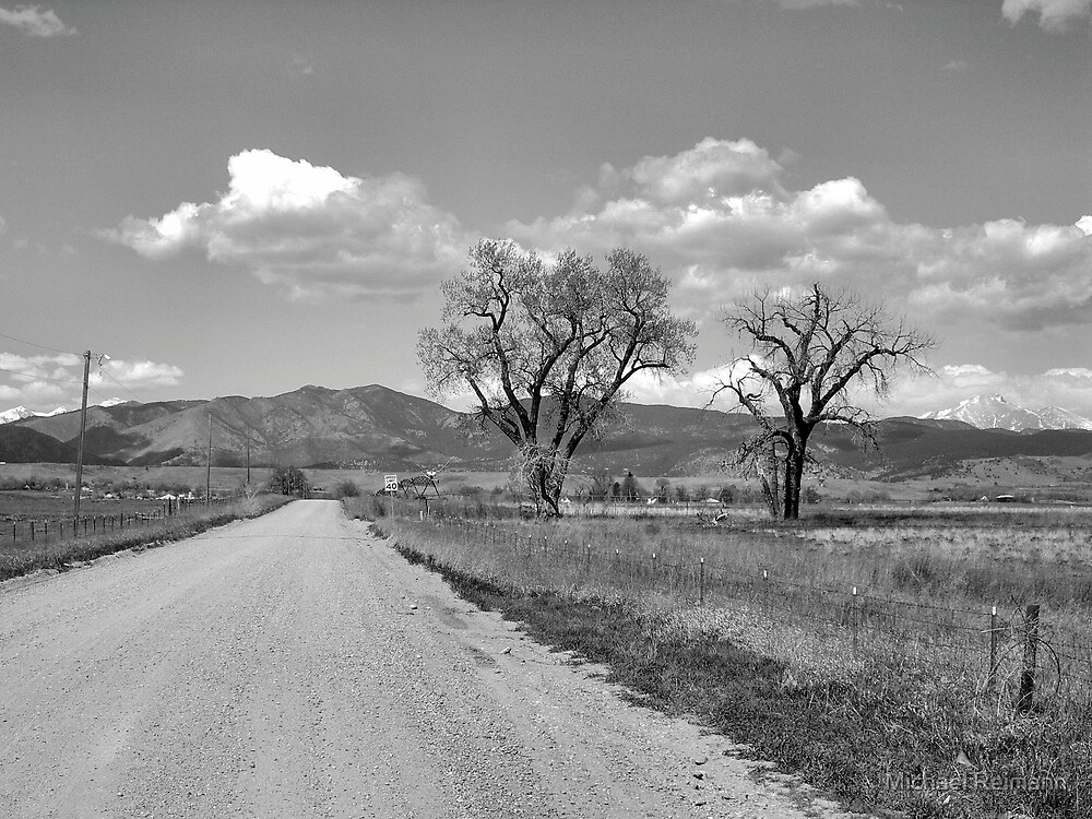 Road To Nowhere by Michael Reimann