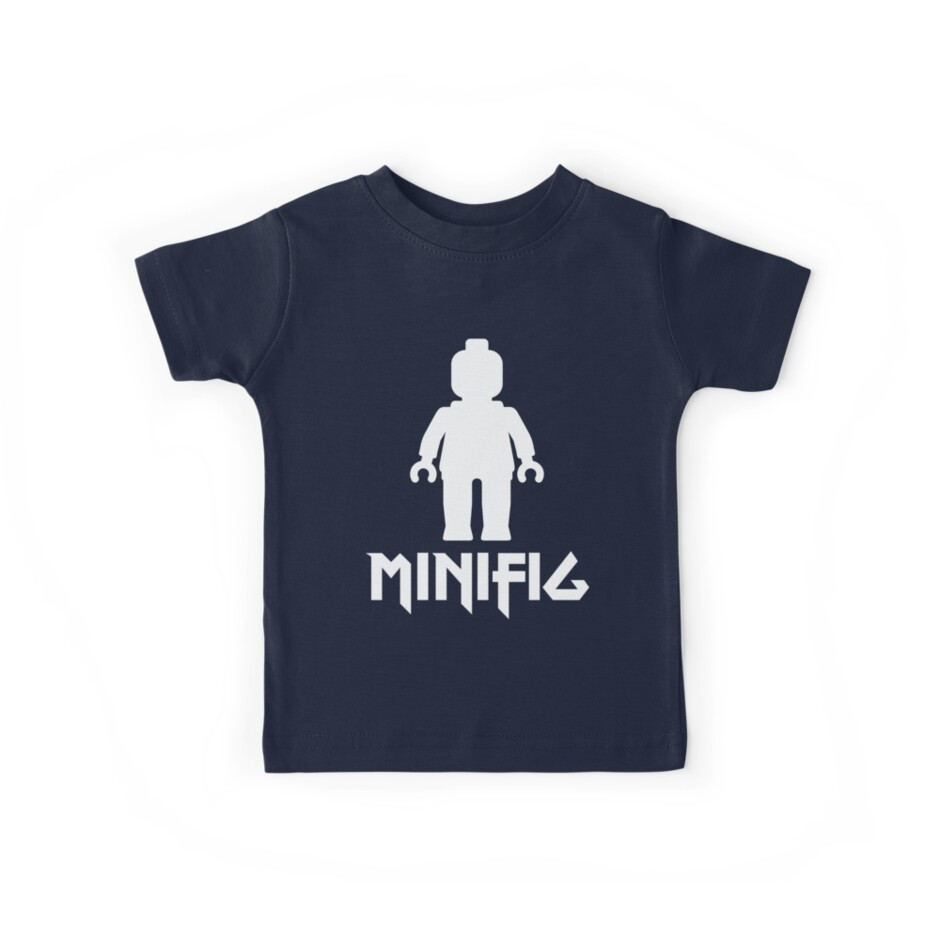 Minifig Man  by ChilleeW
