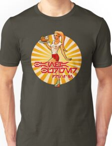 Bantha Burgers Drive-In Pin-Up Unisex T-Shirt