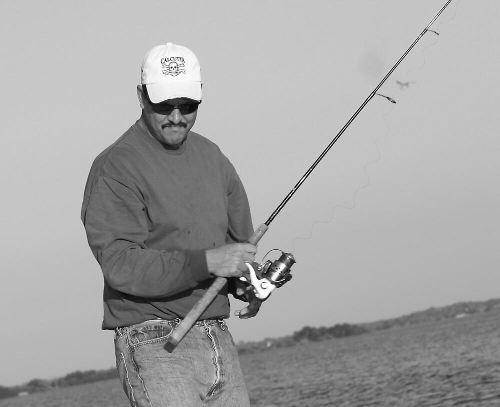 Fishin by dewinged