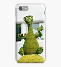 Topiary Figment iPhone Case/Skin