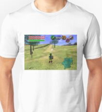 Ocarina of Time Young Link Unisex T-Shirt
