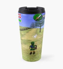 Ocarina of Time Young Link Travel Mug