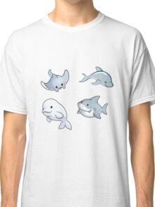 Sea Animals Classic T-Shirt