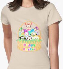 Easter  Baskett   Women's Fitted T-Shirt