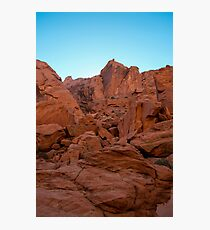 Valley of Fire 13 Photographic Print