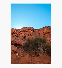 Valley of Fire 15 Photographic Print