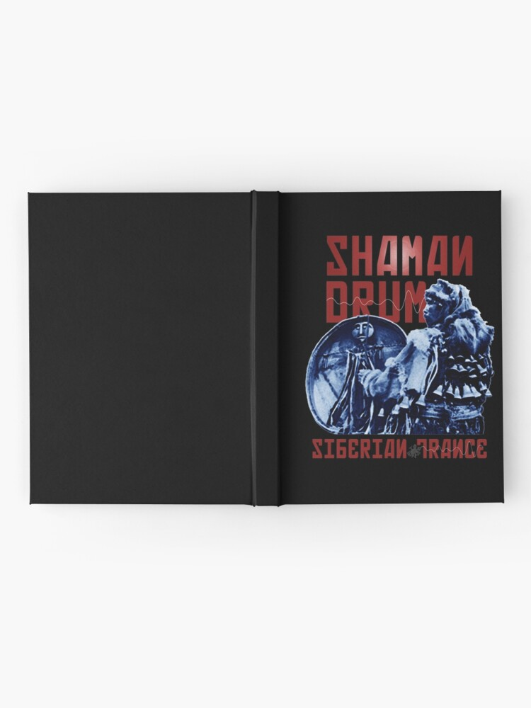Alternate view of Shaman Drum Siberian Trance Hardcover Journal