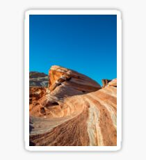 Valley of Fire The Wave Sticker