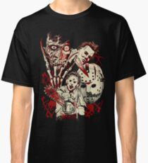 Horror guys Classic T-Shirt