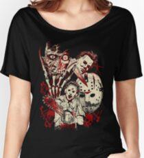 Horror guys Women's Relaxed Fit T-Shirt