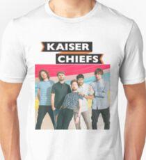 KAISER CHIEFS TOUR 2017 Unisex T-Shirt