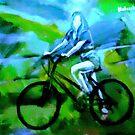 """Bicycle"" by Helenka"