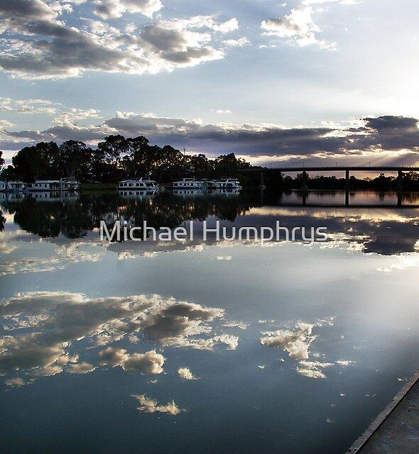 Murray River; Berri South Australia by Michael Humphrys