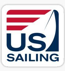 US Sailing Sticker