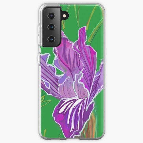 Wild Iris Samsung Galaxy Soft Case
