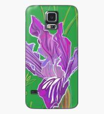 Wild Iris Case/Skin for Samsung Galaxy