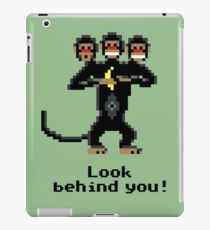 Three-Headed Monkey iPad Case/Skin