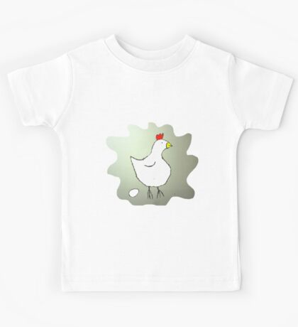 Chicken and Egg Kids Clothes