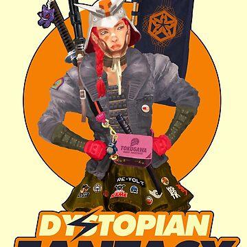Dystopian Fantasy by dibuholabs