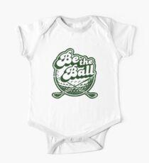 Be The Ball Golf Shirt.  Kids Clothes