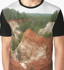 Providence Canyon Graphic T-Shirt