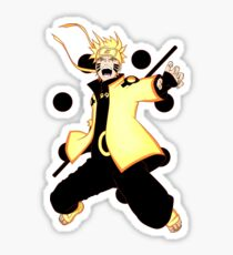 Naruto Sage of the Six Paths Mode Sticker