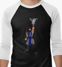 Raiden Men's Baseball ¾ T-Shirt
