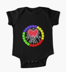 Haring - Love Each Other Kids Clothes