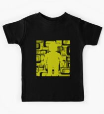 Retro Minifig Art  Kids Clothes