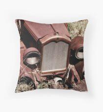 Classic Iron Throw Pillow