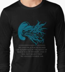 Call of Cthulu - HP Lovecraft T-Shirt