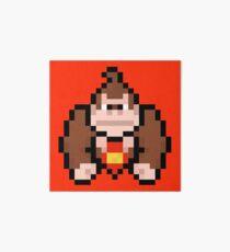 Donkey Kong Art Board