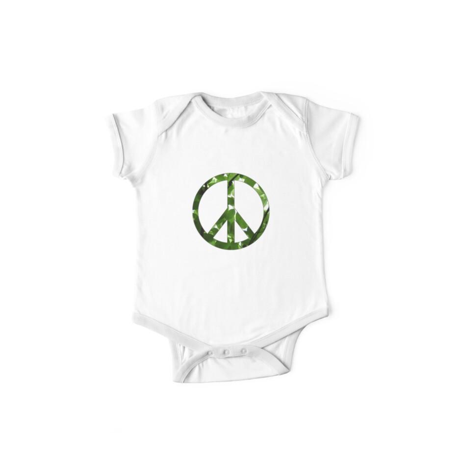 Green Peace by Kitsmumma