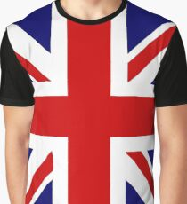 Union Jack Punk COSPLAY Graphic T-Shirt