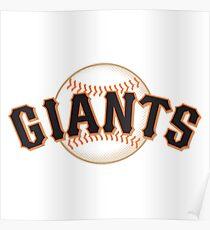 America's Game - San Francisco Giants Poster