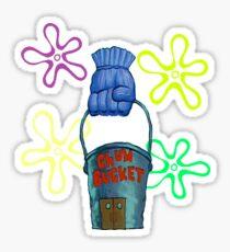 Chum Bucket Sticker