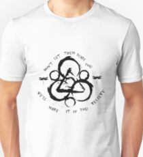 Coheed and Cambria Scare You Unisex T-Shirt