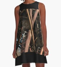 X A-Line Dress
