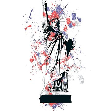 Creative Liberty - Statue of Liberty by m3kail