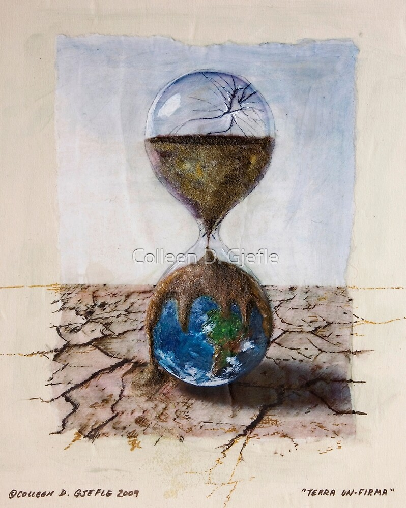 Terra Un-Firma by Colleen D. Gjefle