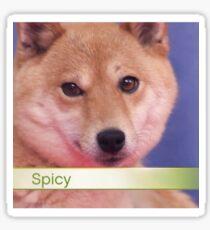 Pupper anime doggo Sticker
