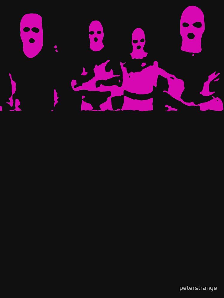 Pink Terror by peterstrange