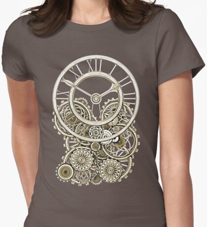 Stylish Vintage Steampunk Timepiece Vintage Style T-Shirt