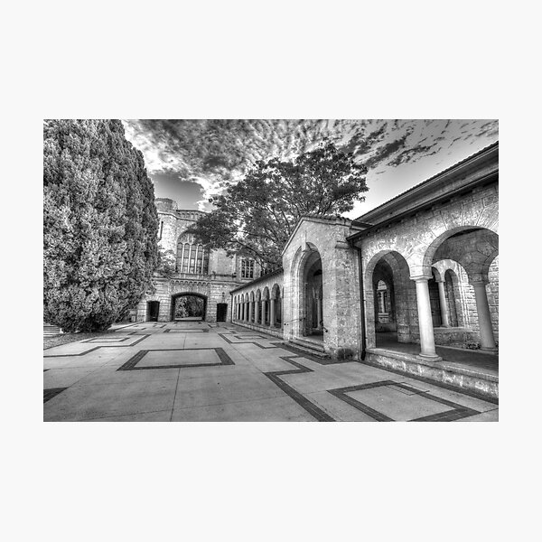 The Great Gate Photographic Print