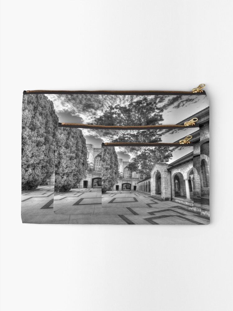 Alternate view of The Great Gate Zipper Pouch