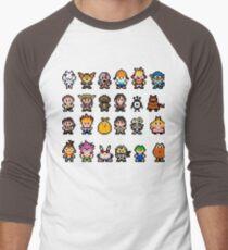 Battle Royale Men's Baseball ¾ T-Shirt